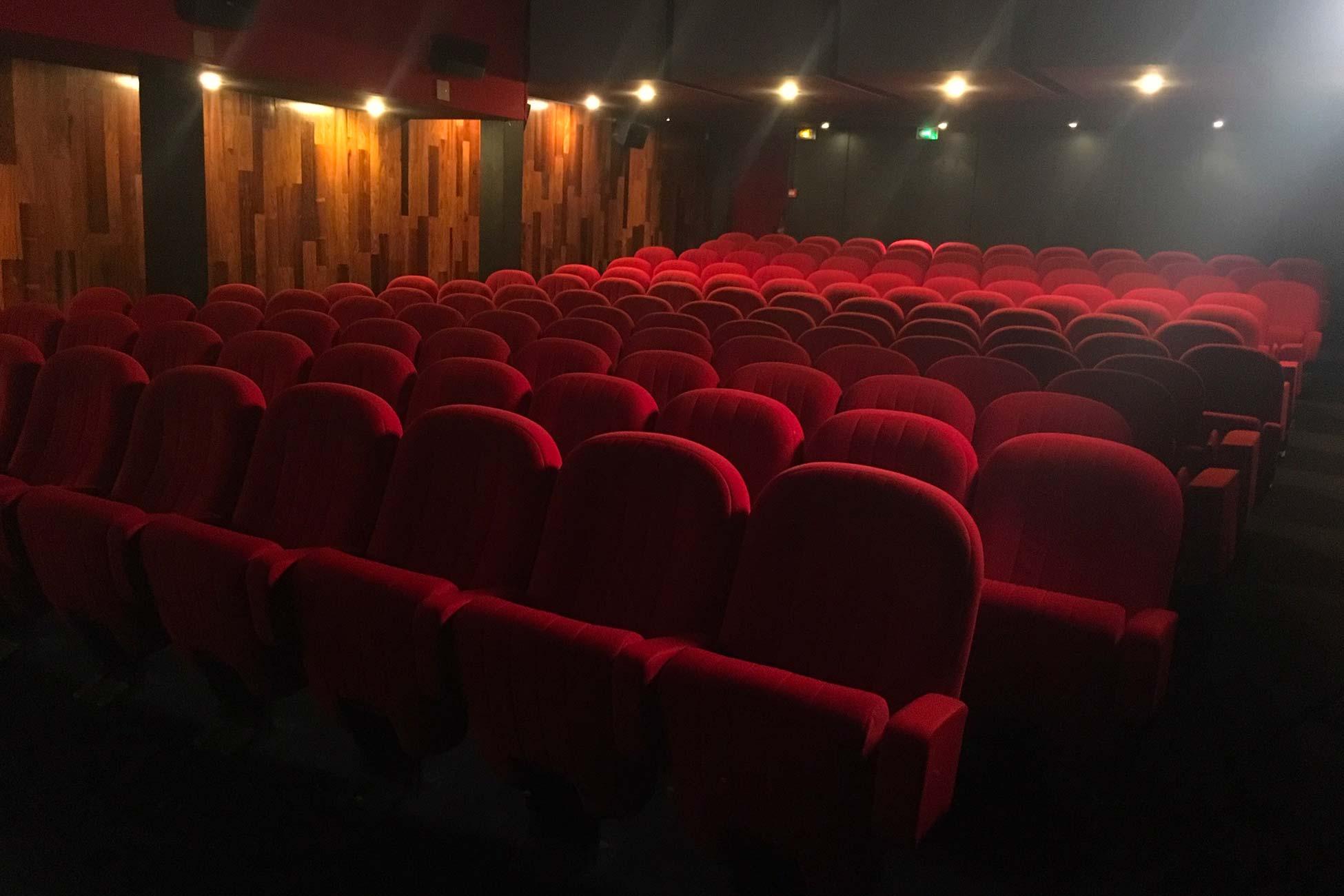 Christine Cinéma Club • Paris Cinéma Club